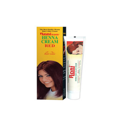 Rani Kone Henna Hair Color Cream !!